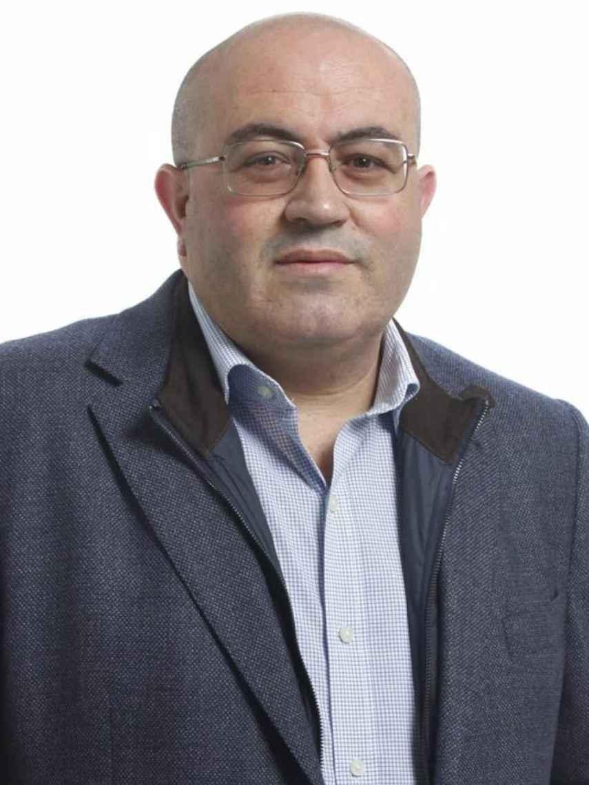 Juan José Bonilla en una imagen distribuida por Vox, partido que ha pasado a coordinar en El Ejido (Almería).