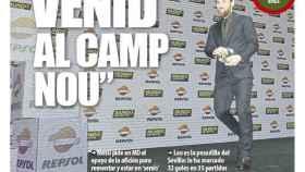 Portada Mundo Deportivo (30/01/19)