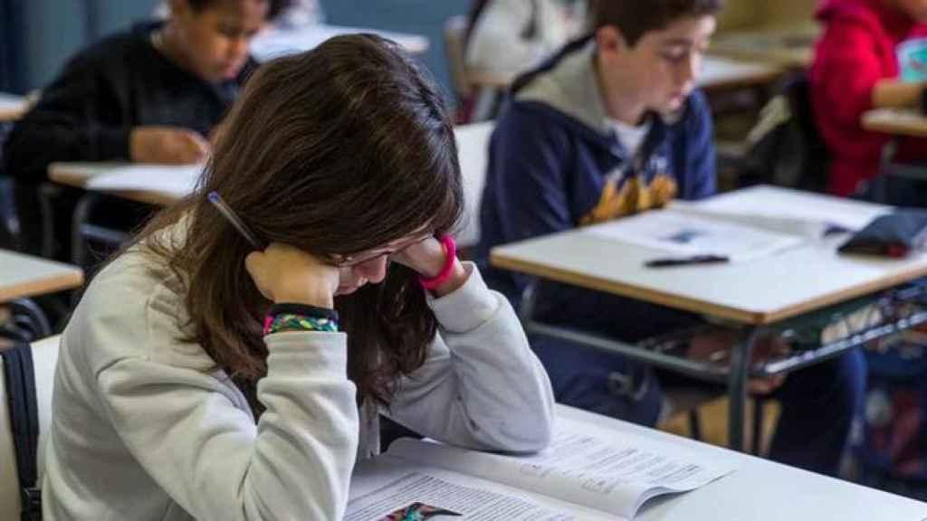 La tasa de abandono escolar en 2018 se situó en 17,9%  la cifra más baja de la última década