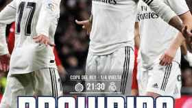 La portada de El Bernabéu (31/01/2019)