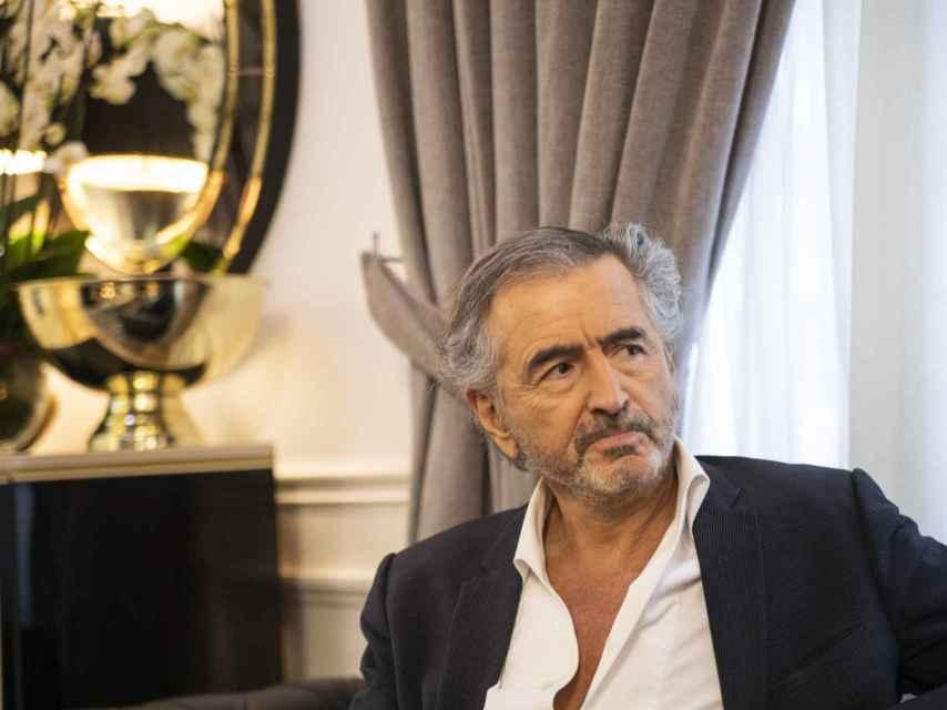 Lévy es autor de La barbarie con rostro humano.