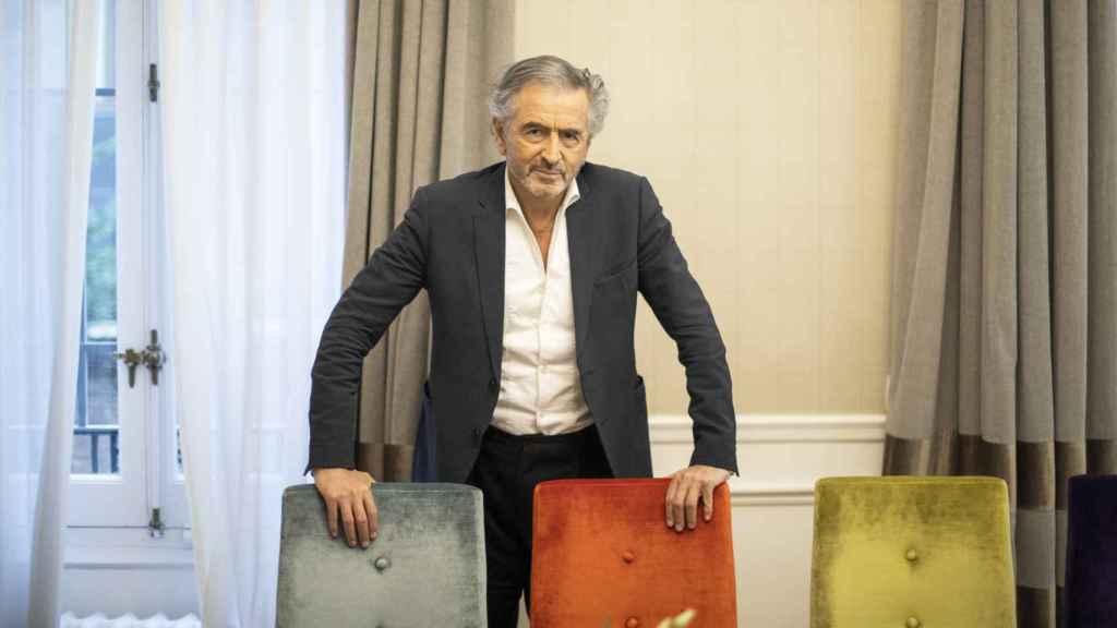 Lévy es uno de los filósofos más polémicos de Francia.