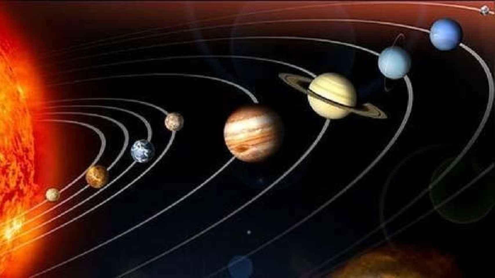 Así Ha Evolucionado La Composición Del Sistema Solar A Lo Largo De La Historia