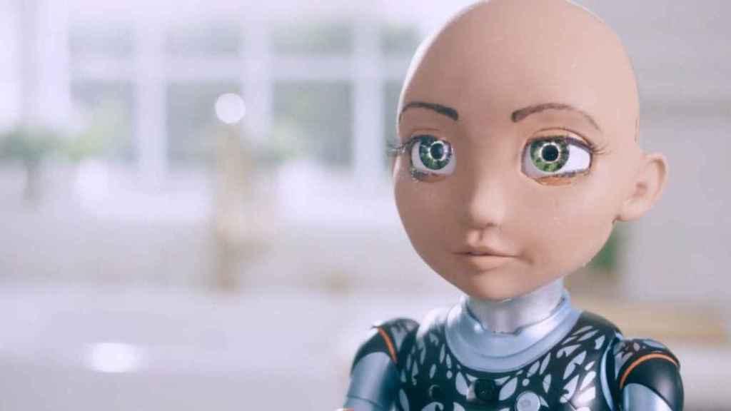 Robot Sofía 1