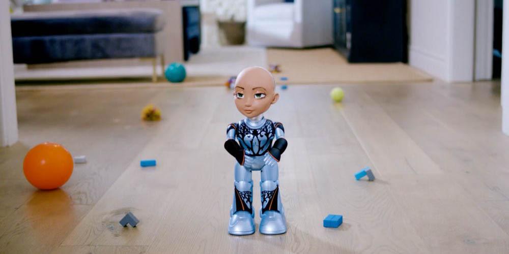 Robot Sofía 4