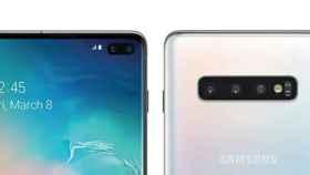 El Samsung Galaxy S10+ filtrado en su primera foto de prensa