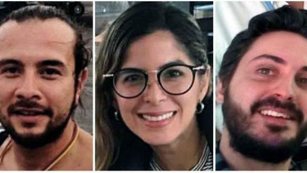 Los periodistas de Efe detenidos en Venezuela, puestos en libertad.