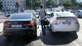 Cabify y Taxi