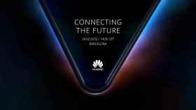 El móvil plegable de Huawei será presentado a finales de mes