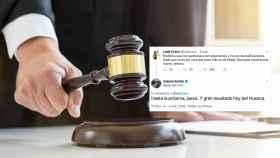Así es el acoso independentista a los jueces  anónimos en Twitter