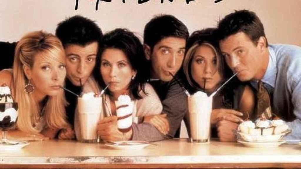 Imagen de la serie 'Friends'