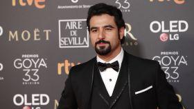 Antonio Velázquez en los Premios Goya