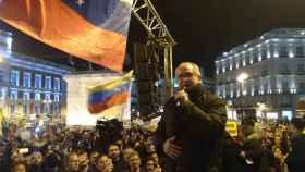 Antonio Ledezma, exalcalde de Caracas y líder opositor democrático de Venezuela.