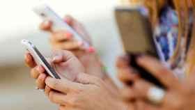 Teléfonos móviles, en una imagen de archivo.