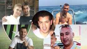 Emilio Mazuelos, José Antonio Cortés, Abdellah El Haj y los hermanos Tejón son los grandes capos caídos