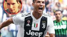 El hoy delantero de la Juventus, Cristiano Ronaldo,  fue uno de los objetivos del hacker.