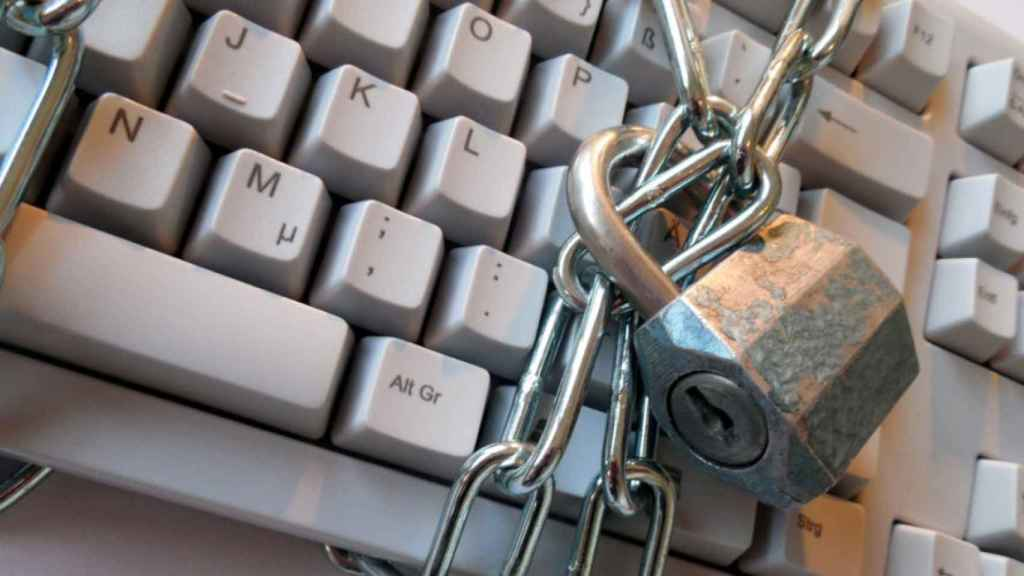 password contrasena teclado