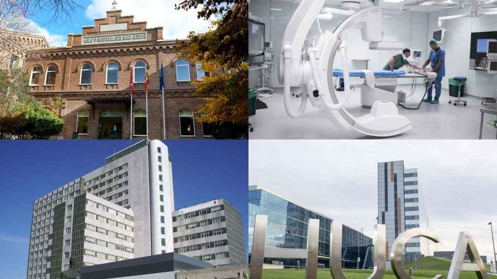 Los 25 mejores hospitales públicos de España: los mejores servicios están en Madrid y Barcelona