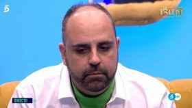 Julio Ruz durante el programa de 'GH DÚO'.