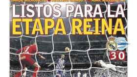 La portada del diario AS (04/02/2019)