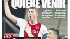 Portada Mundo Deportivo (04/02/2019)