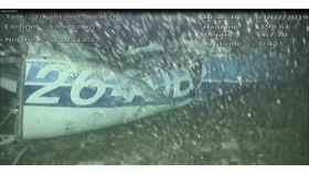 Imagen del avión accidentado en el que viajaba Emiliano Sala
