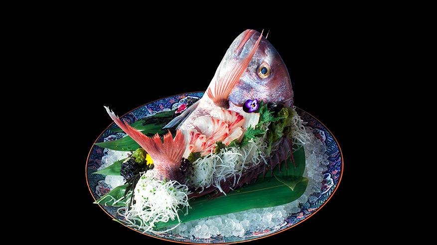 Kabuki - besugo
