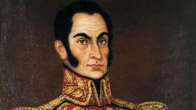 Simón Bolívar, el Libertador.