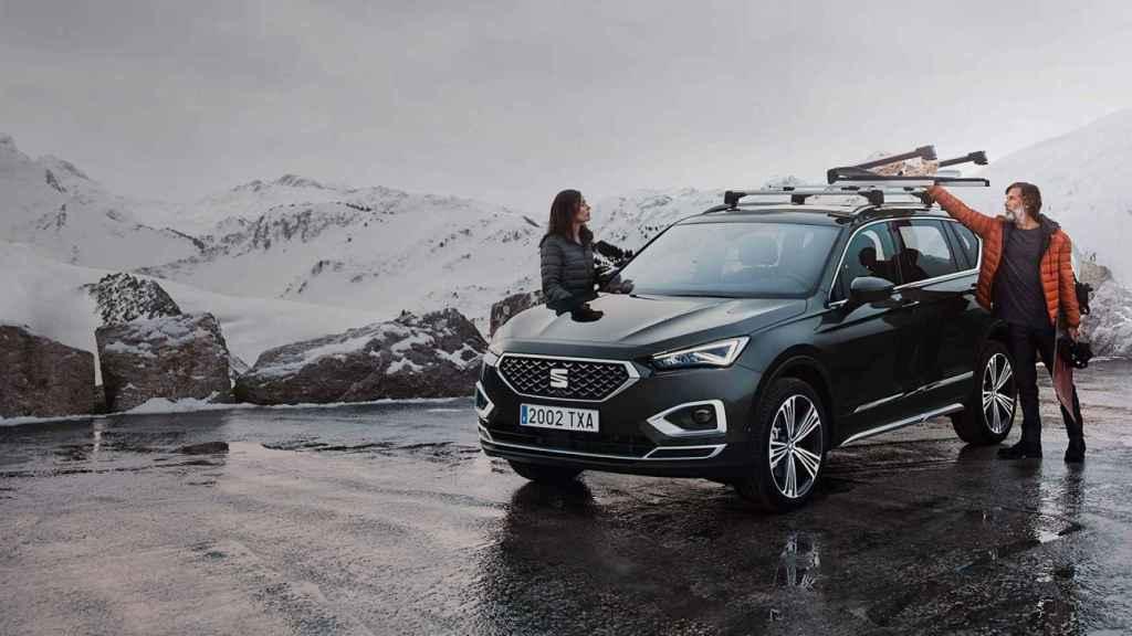 Seat Tarraco, la nueva incorporación a la línea SUV de la marca española.