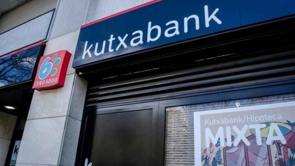 Sucursal de Kutxabank