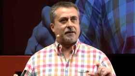 Alfredo Corell durante una charla TEDx.