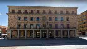 zamora subdelegacion plaza constitucion