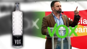 El vodka Vox arrasa en Cataluña.