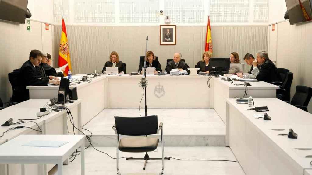Los abogados de la cúpula de los Mossos piden que el caso se envíe a Cataluña.