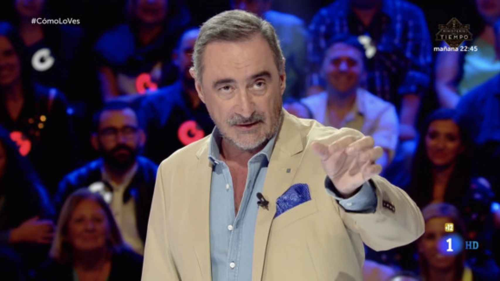 Transparencia obliga a RTVE a publicar cuánto costó el programa de Carlos  Herrera
