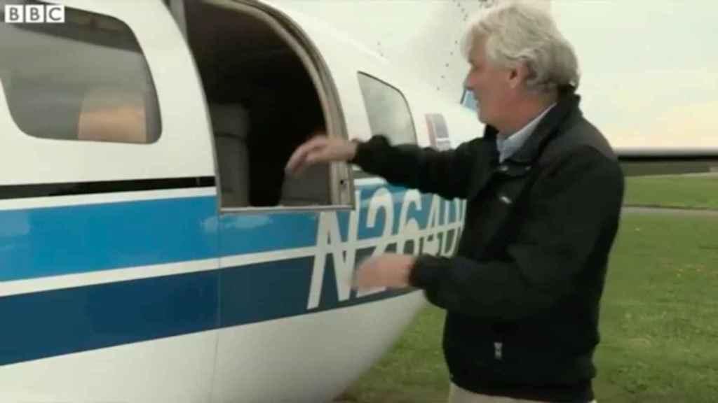 Así era por dentro el avión en el que viajaba Emiliano Sala
