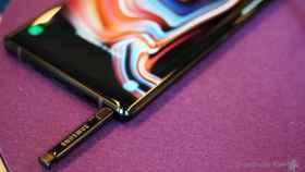 El notch se aleja de los Note: Samsung patenta un S Pen con cámara