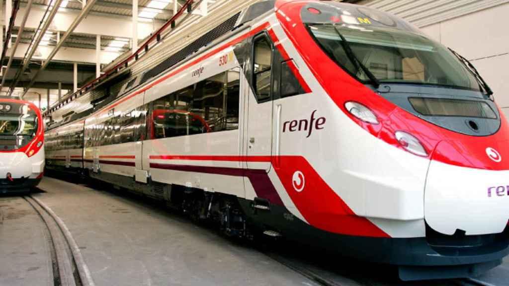 Tren de Cercanías de CAF