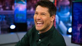 El presentador Jaime Cantizano.