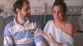Verdeliss y su marido Aritz