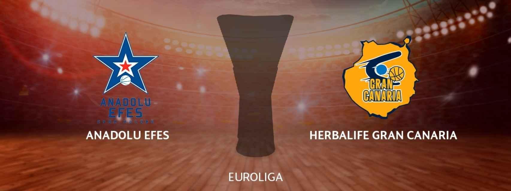 Anadolu Efes - Herbalife Gran Canaria