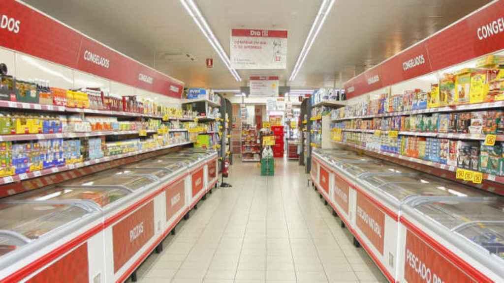 Imagen de supermercados Dia.