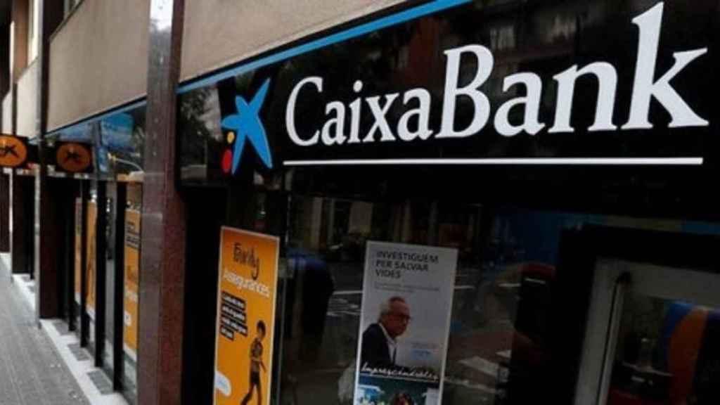 Sucursal de CaixaBank.