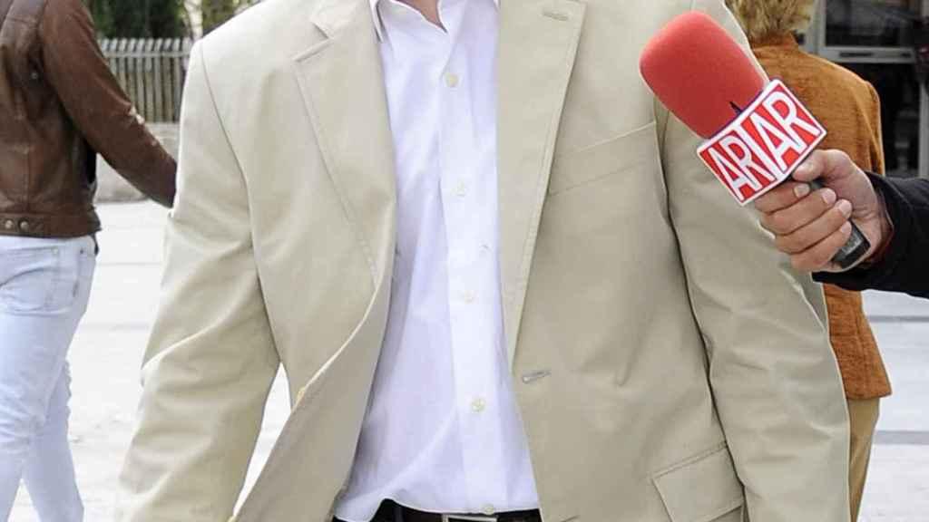 El abogado David Rocasolano.