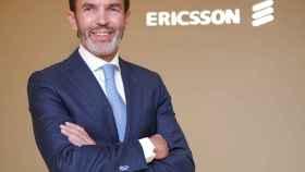 José Antonio López, CEO de Ericsson España.