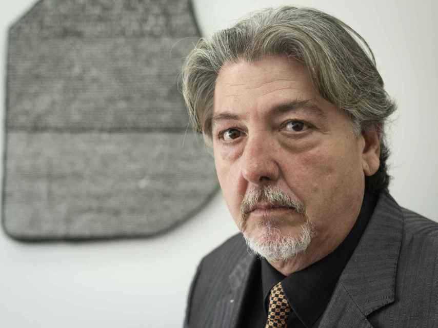Martín Zamora nació en Murcia. Tiene 59 años. Lleva 22 instalado en Andalucía.