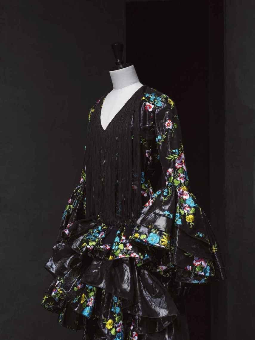 Vestido de novia de Paco Rabanne