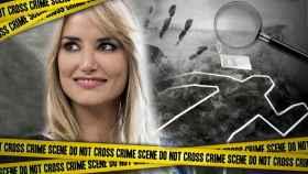 Alba Carrillo ya es estudiante de Criminología | en un montaje de Jaleos.