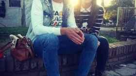 Emiliano Sala, junto a su hermano. Foto: Instagram (@salaromina)