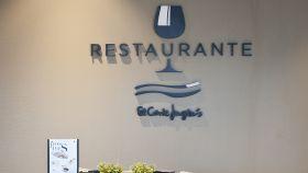 Un restaurante de El Corte Inglés.